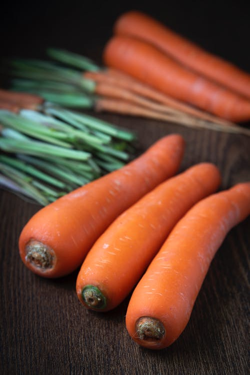 health Myth 5 Carrots and night visions