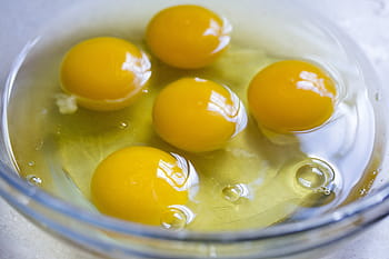 people link egg yolks with high cholesterol