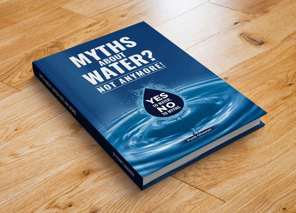 Myths about water book